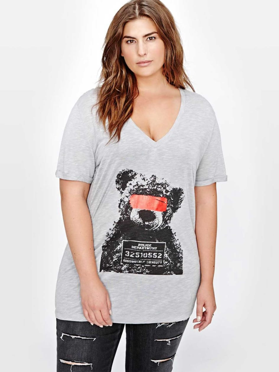 L&L Boyfriend Tee with Print