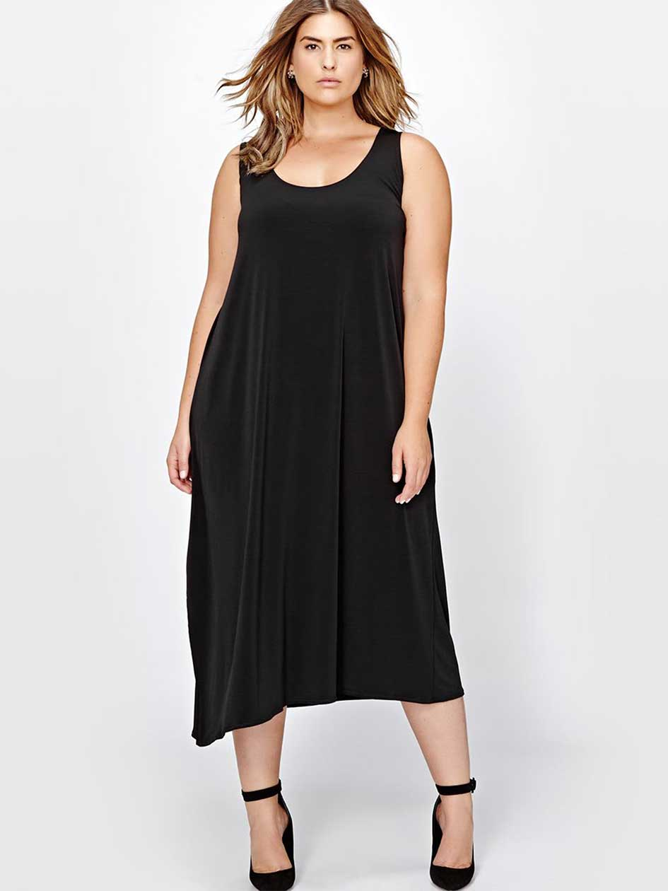 Rachel Roy Drape Dress