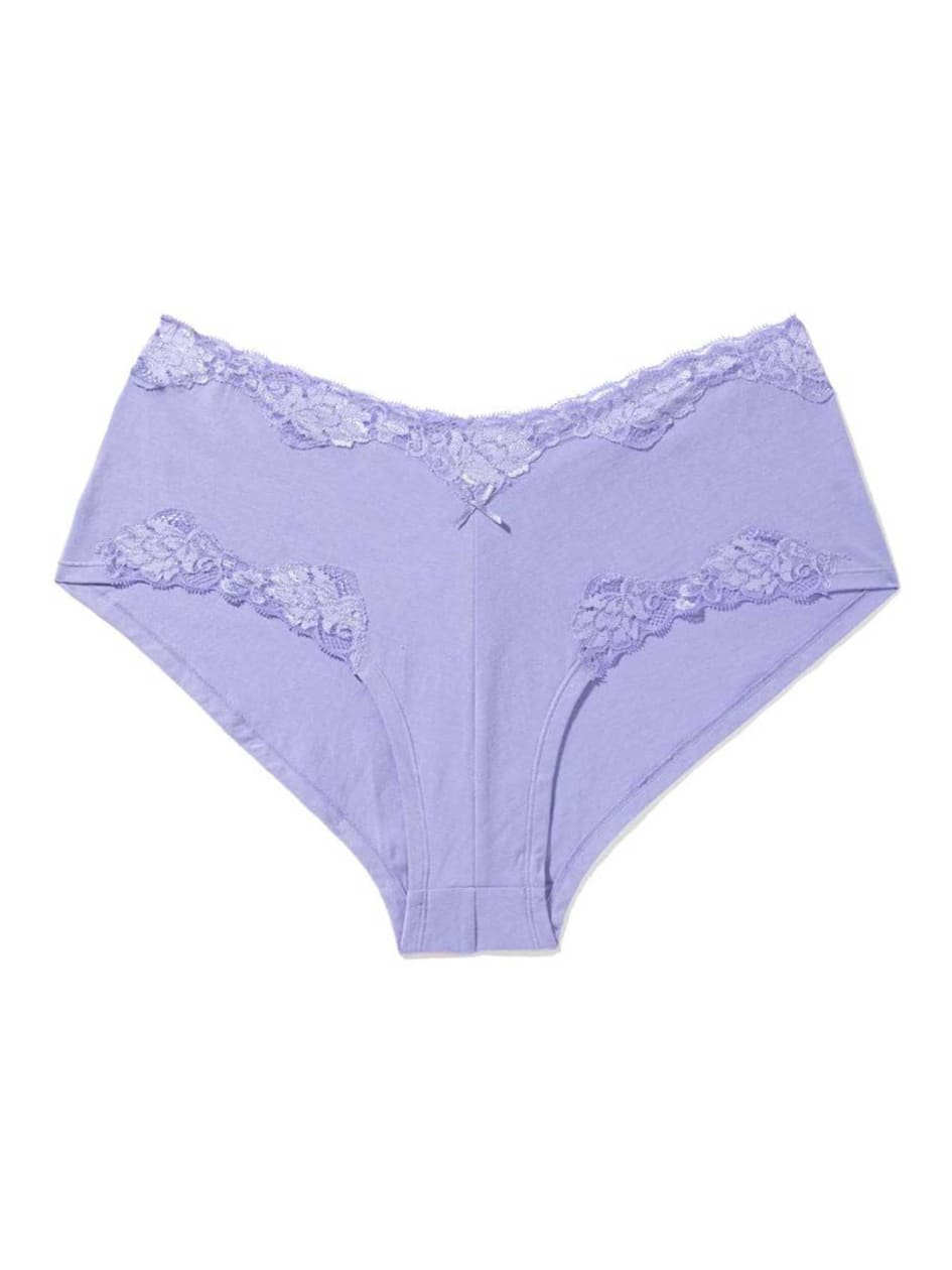 Boxer Panty with Lace - Déesse Collection