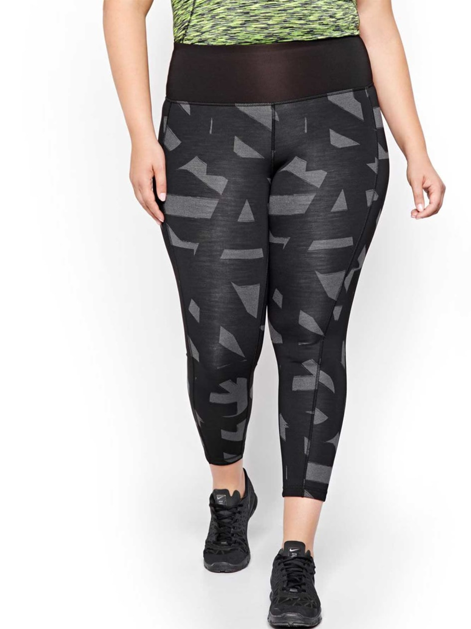 Nola Reversible Cropped Leggings