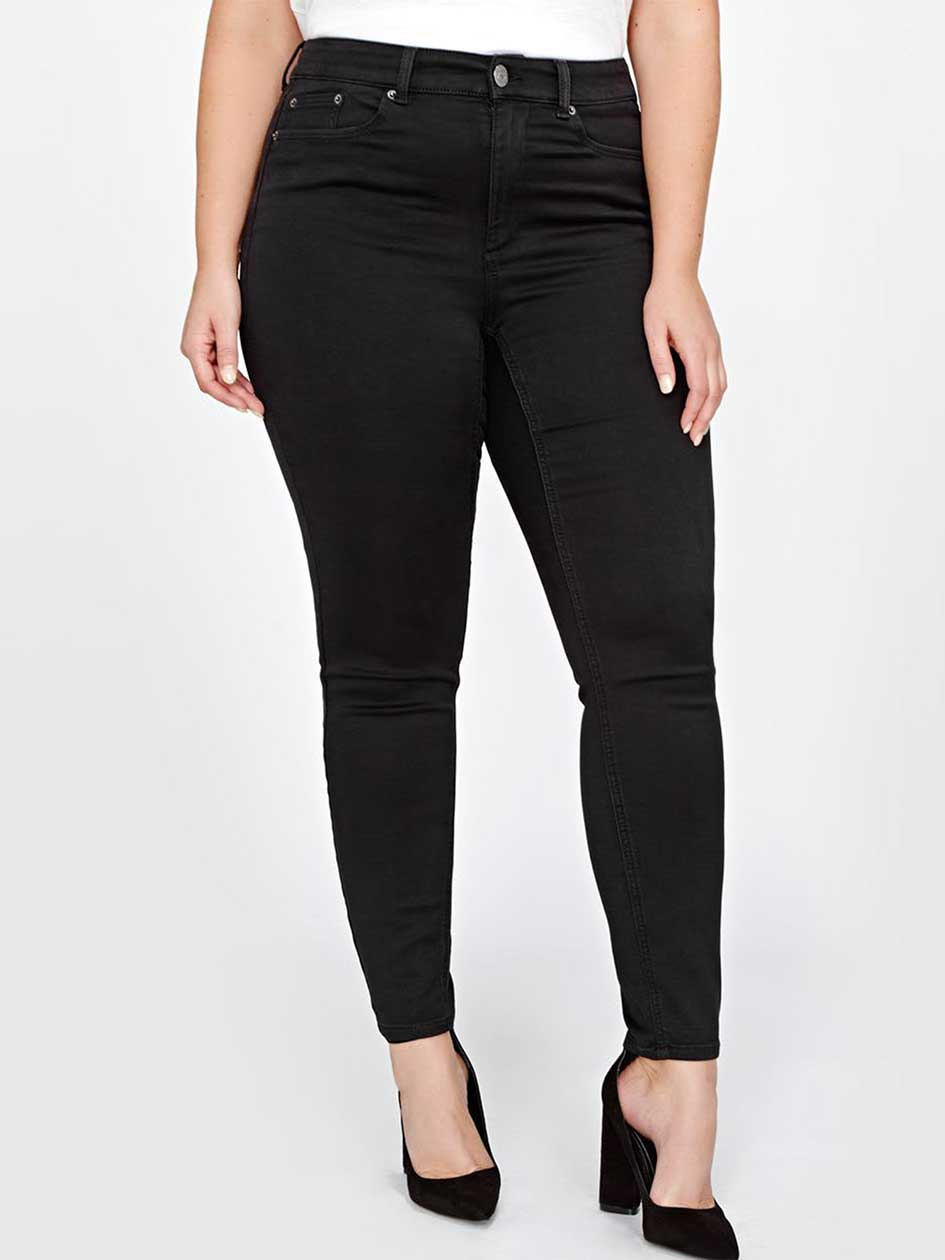 L&L Super Soft Black Jegging