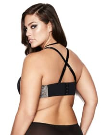 Soutien-gorge convertible Prodige avec collier Ashley Graham