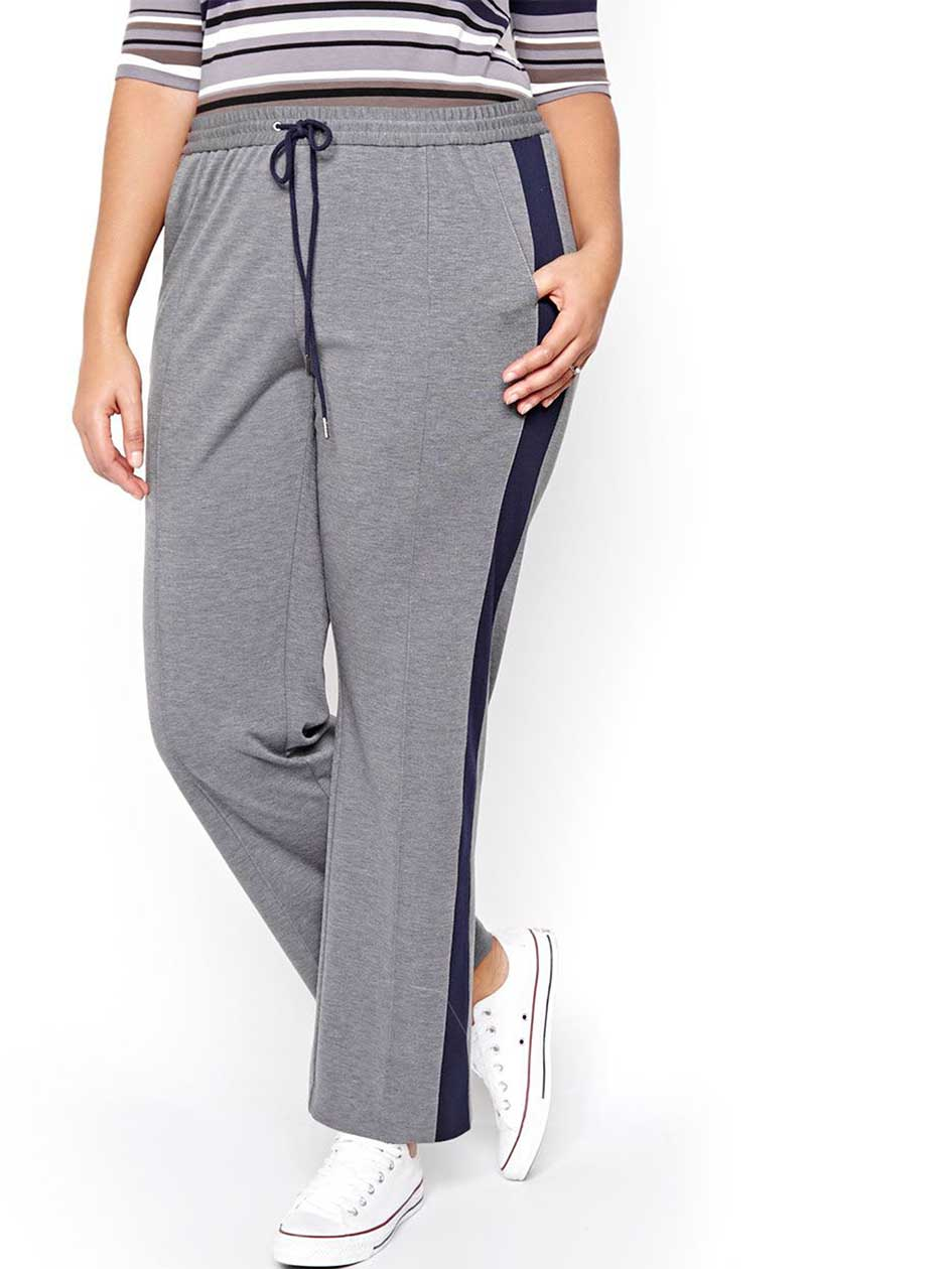 L&L Track Pants with Racer Stripe