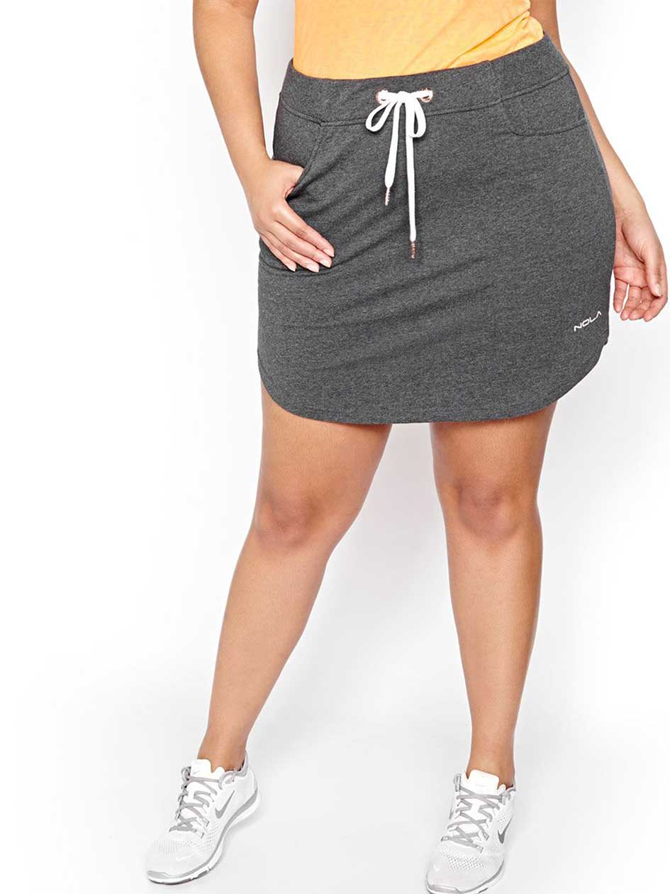 Nola Terry Pull-on Skort