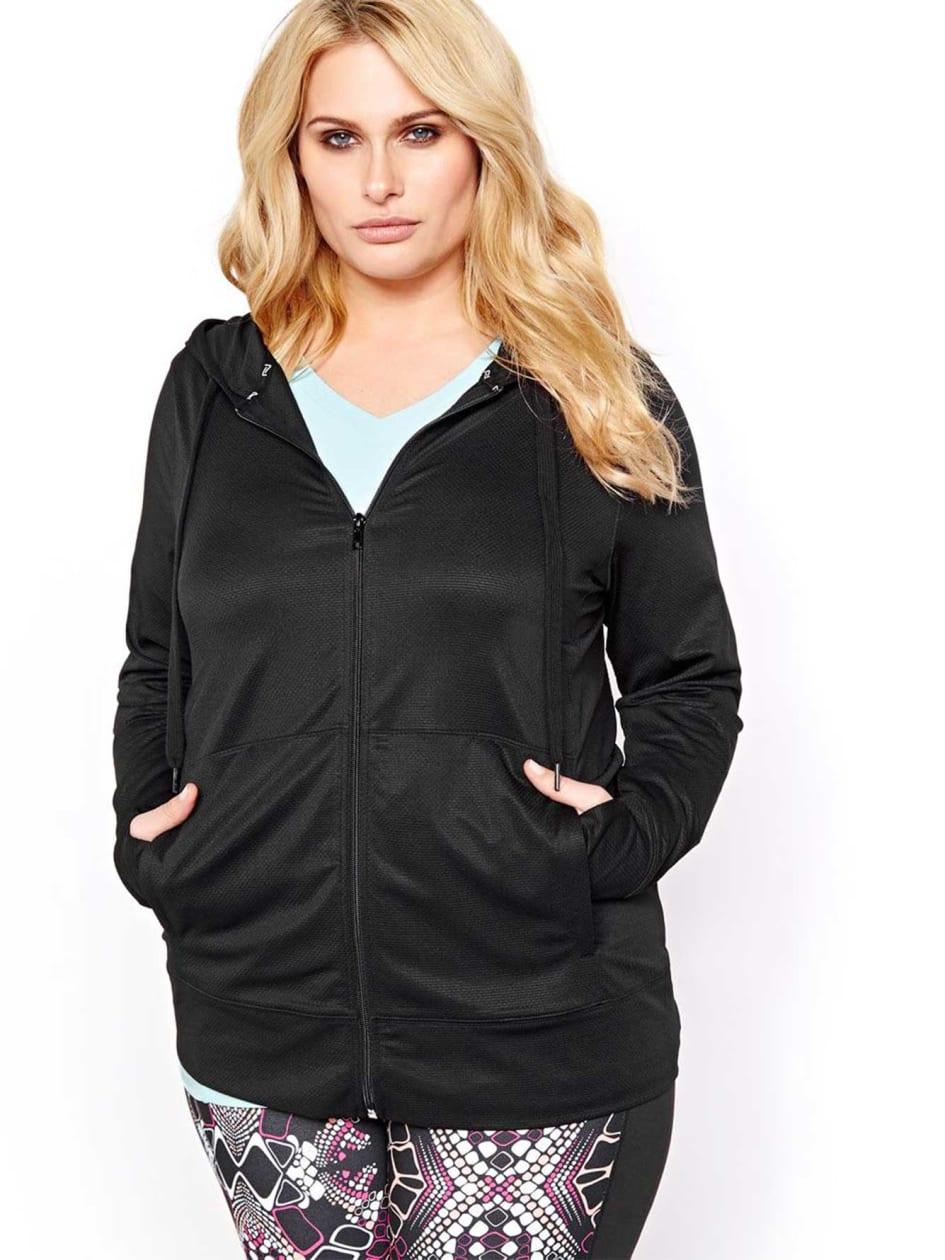 Nola Hooded Jacket