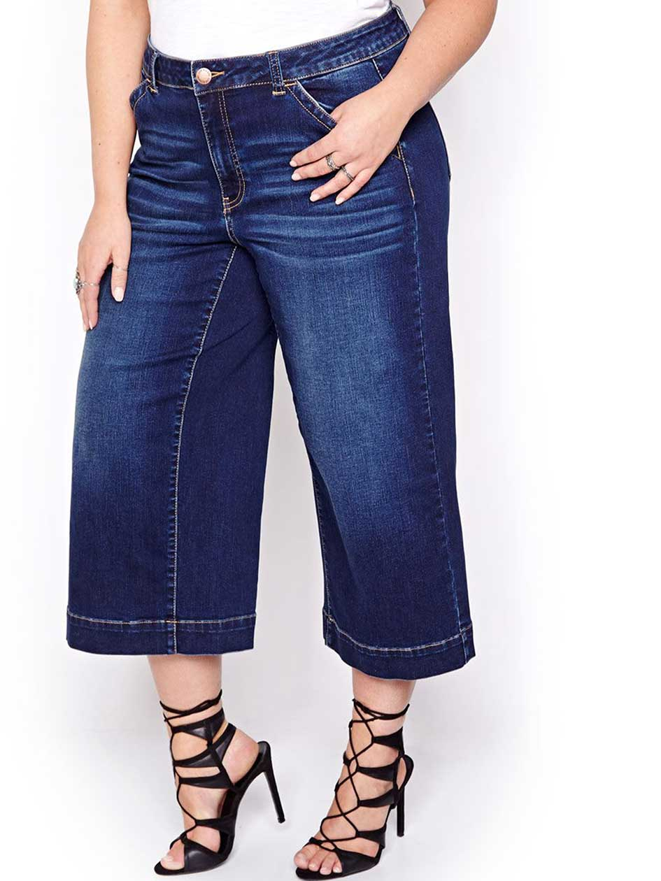 L&L Denim Gaucho