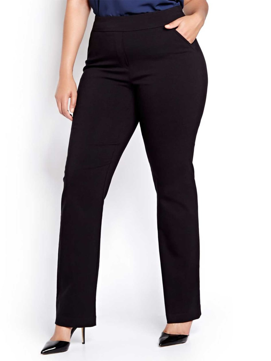 Michel Studio Alexa Tall Versatile Straight Pant