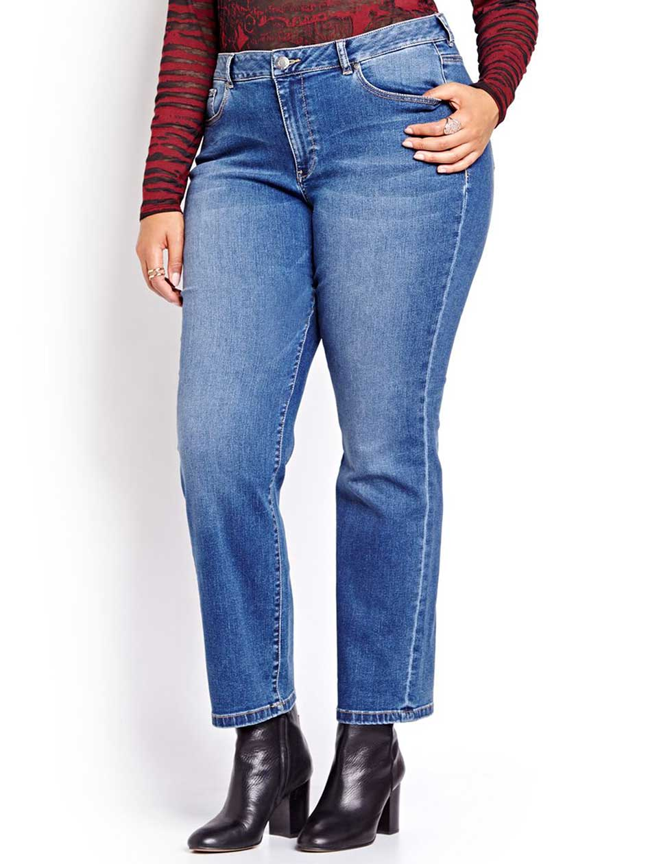 L&L Relaxed Straight Denim