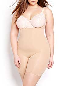 Body Wrap - Long Leg Under Bust Body Suit