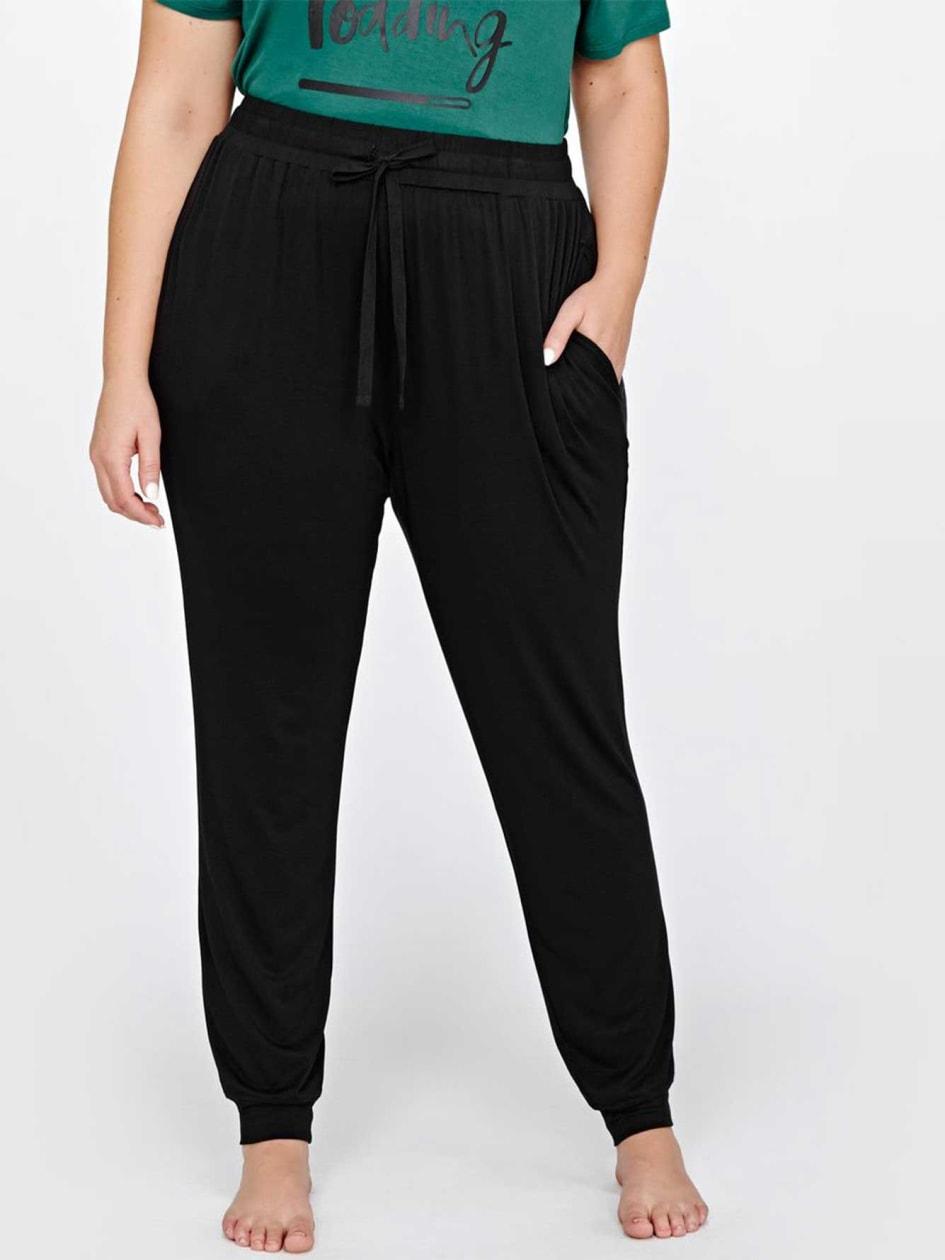 Déesse Banded Pajama Pants