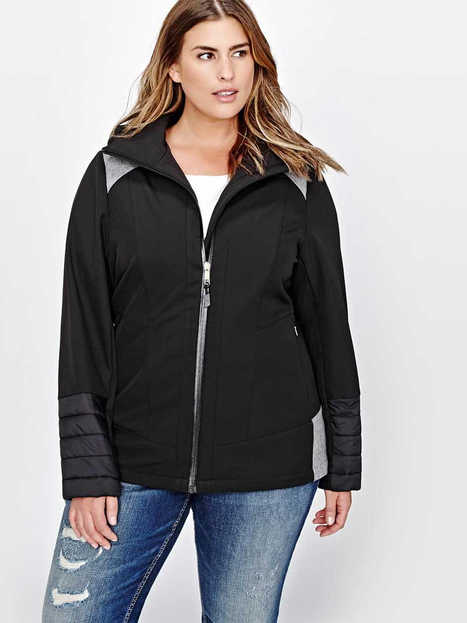 Nola Soft Shell Jacket