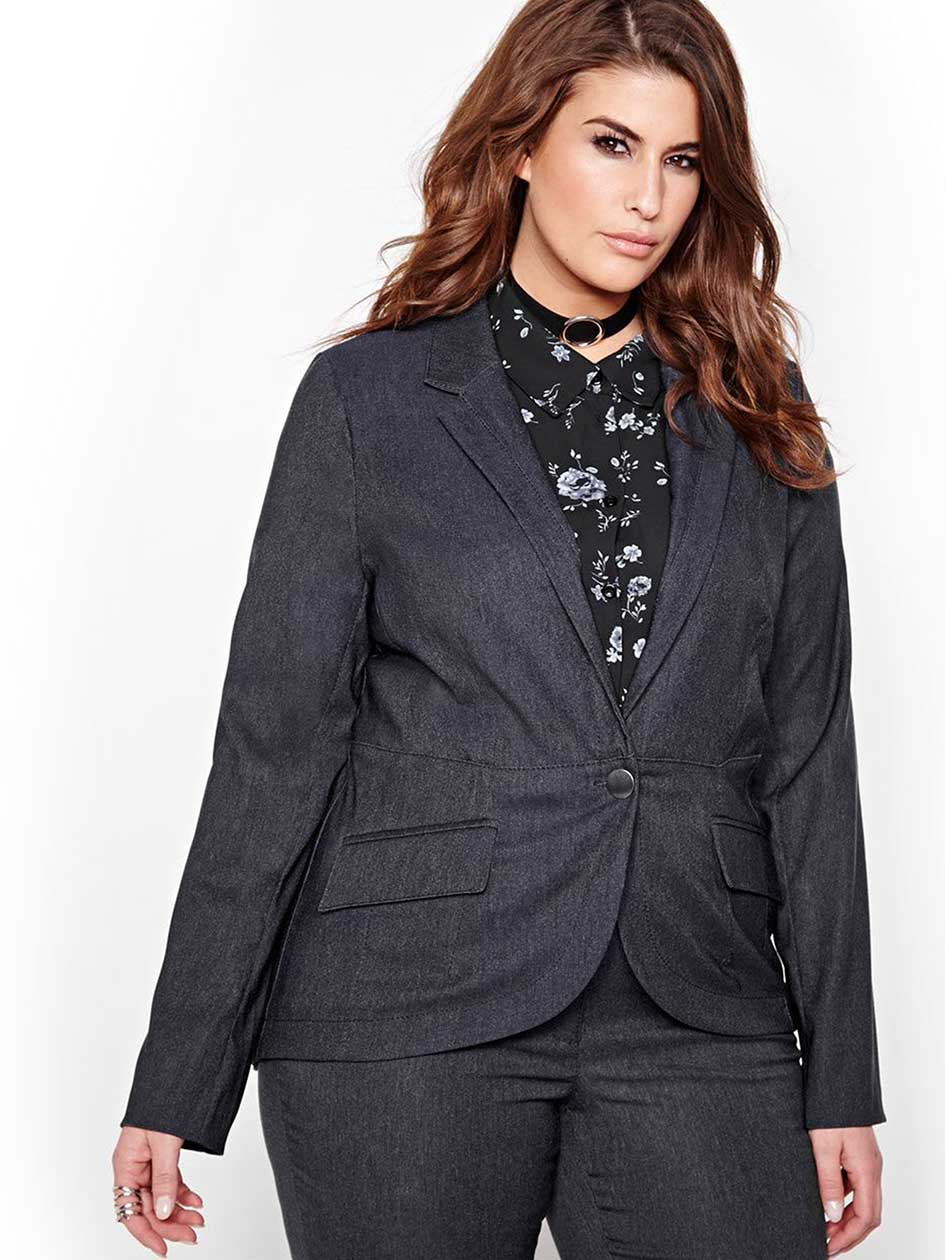 Michel Studio Tailored Blazer