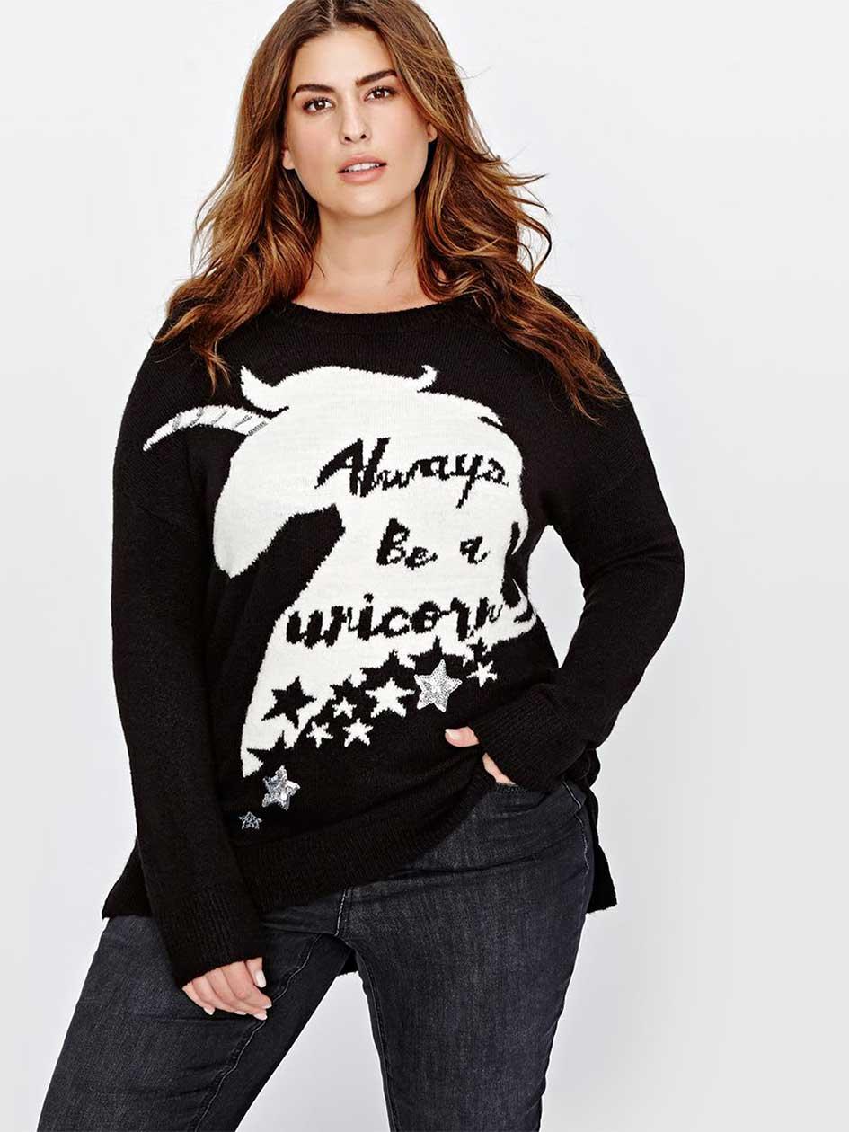 L&L Unicorn Sweater