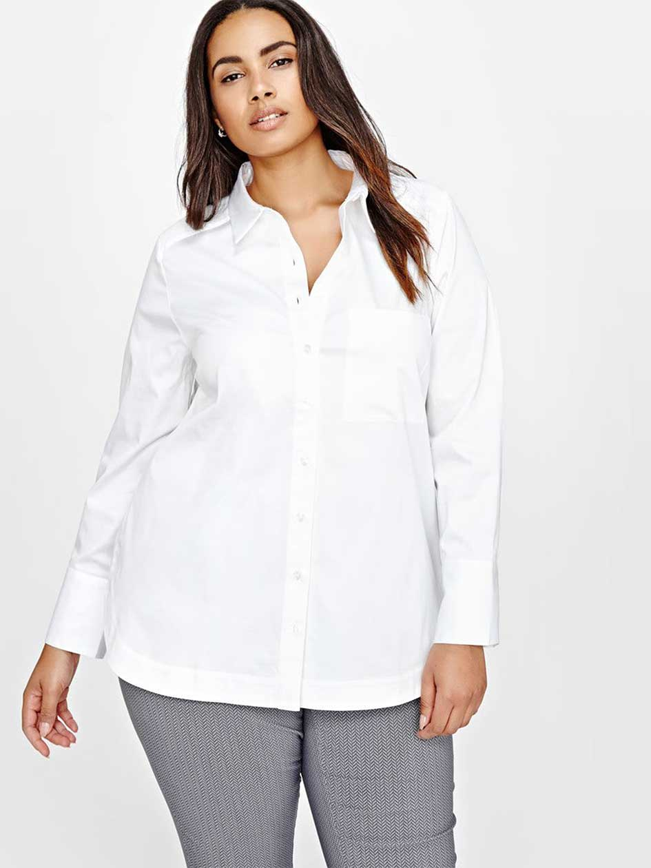 Michel Studio Long Shirt
