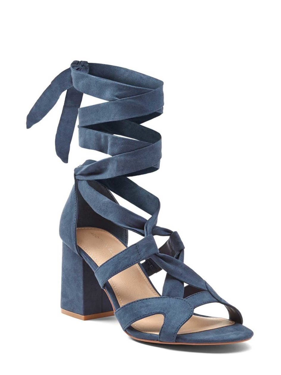Marilyn Self-tie High Heeled Sandals