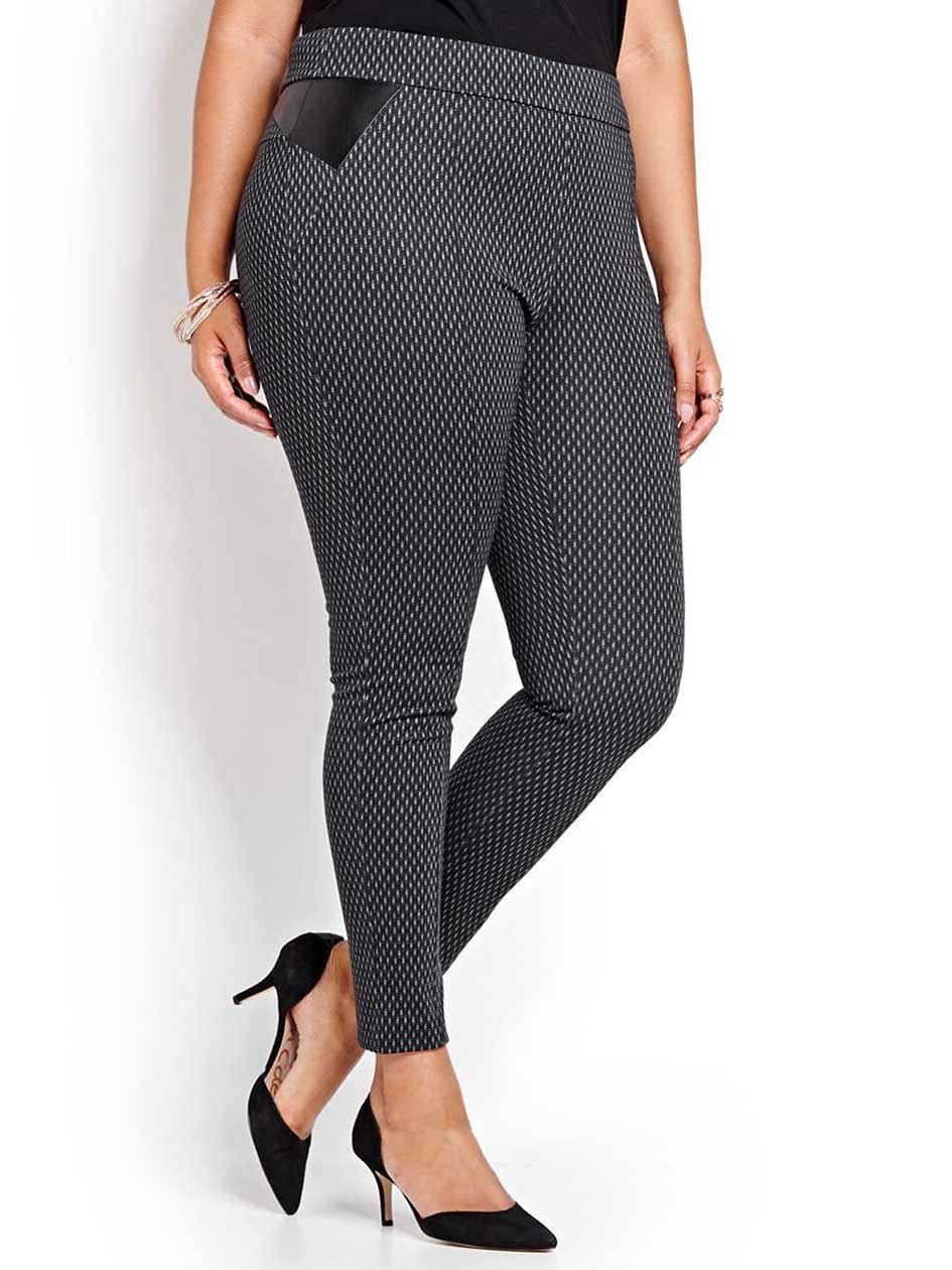 Michel Studio Printed Taylor Legging