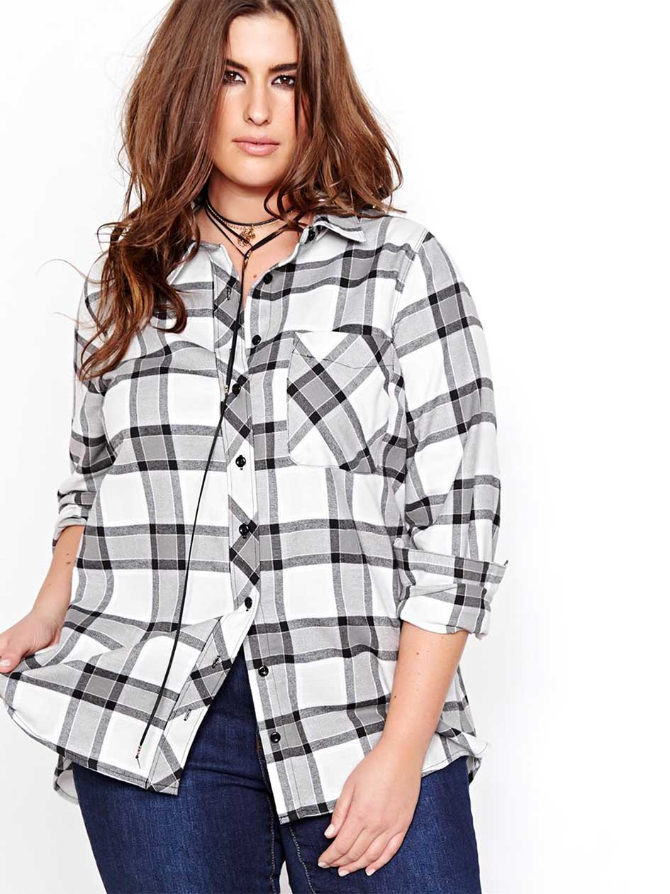 L&L Flannel Button-up Shirt