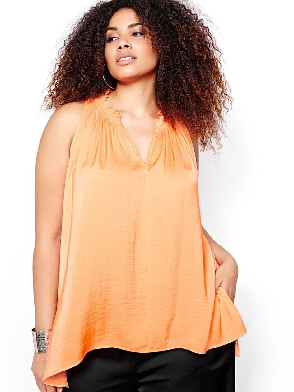 Rachel Roy Sleeveless Top