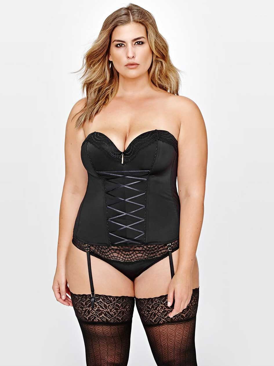 Corset Ashley Graham