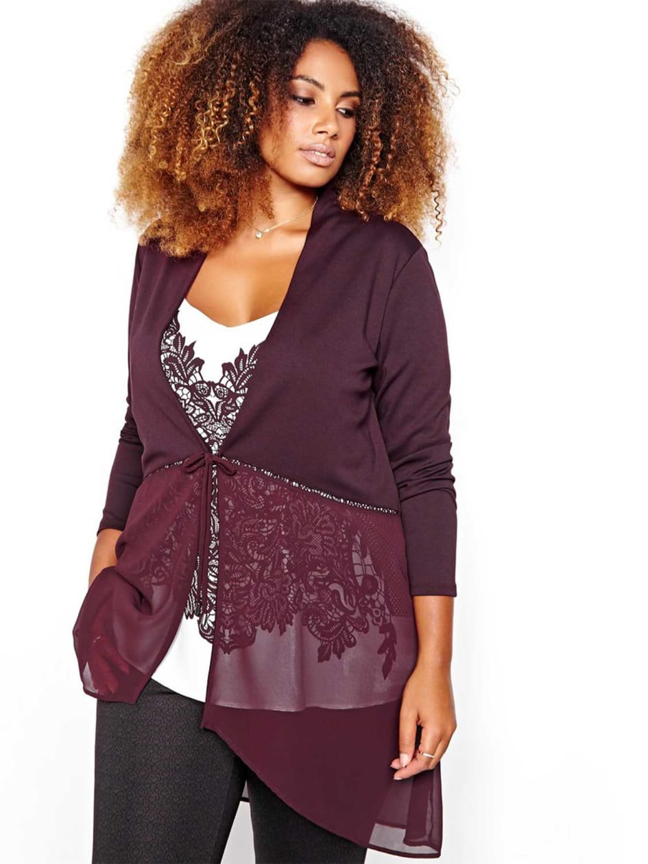 Michel Studio Long Cardigan