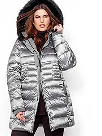 Livik Down Quilted Jacket