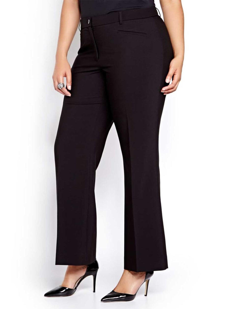 Michel Studio Emma Shaped Boot Leg Pant