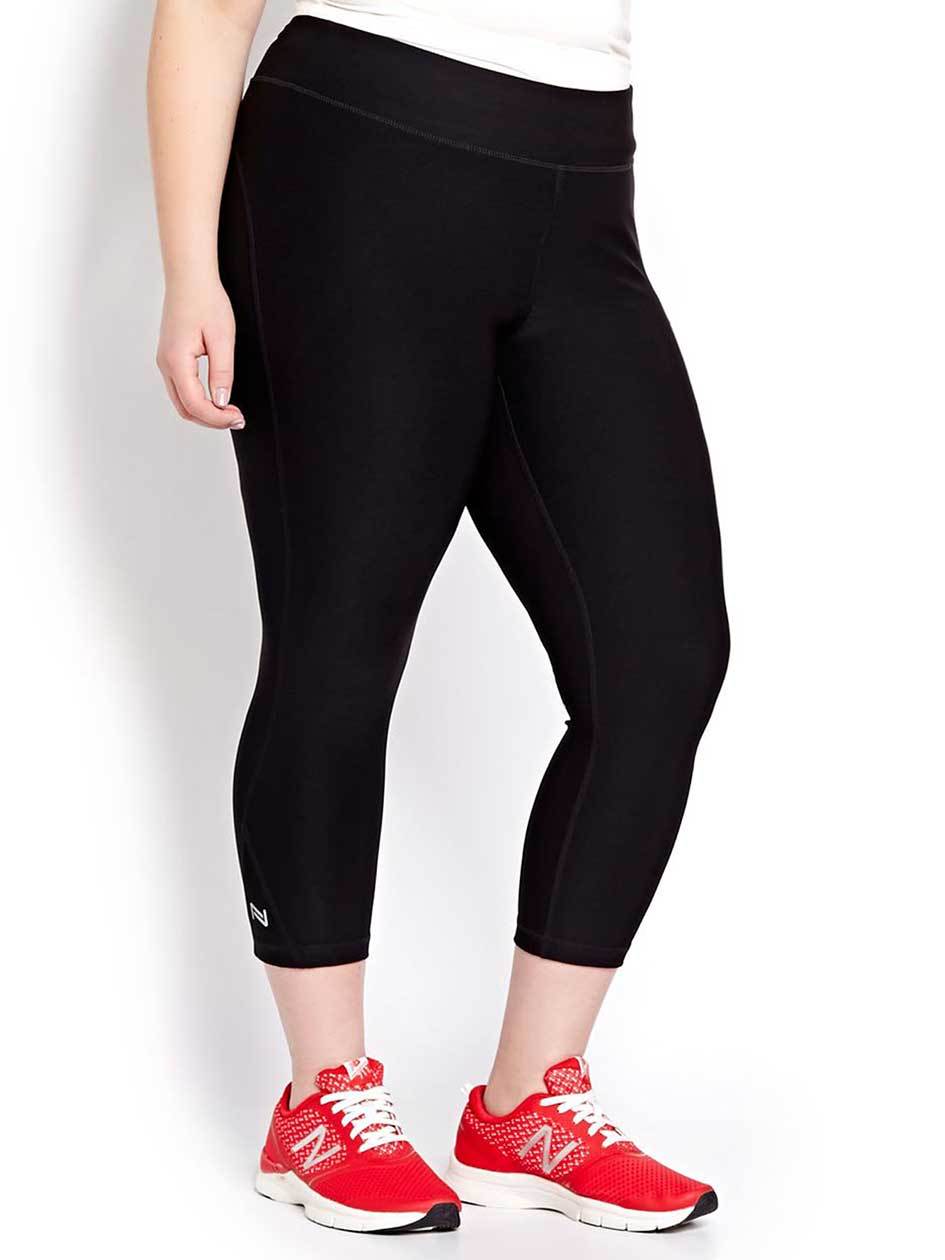 Nola Run Sculpting Legging Capri