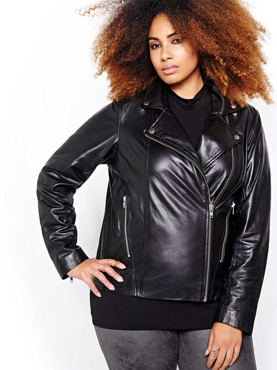 Sly&Co  Leather Jacket