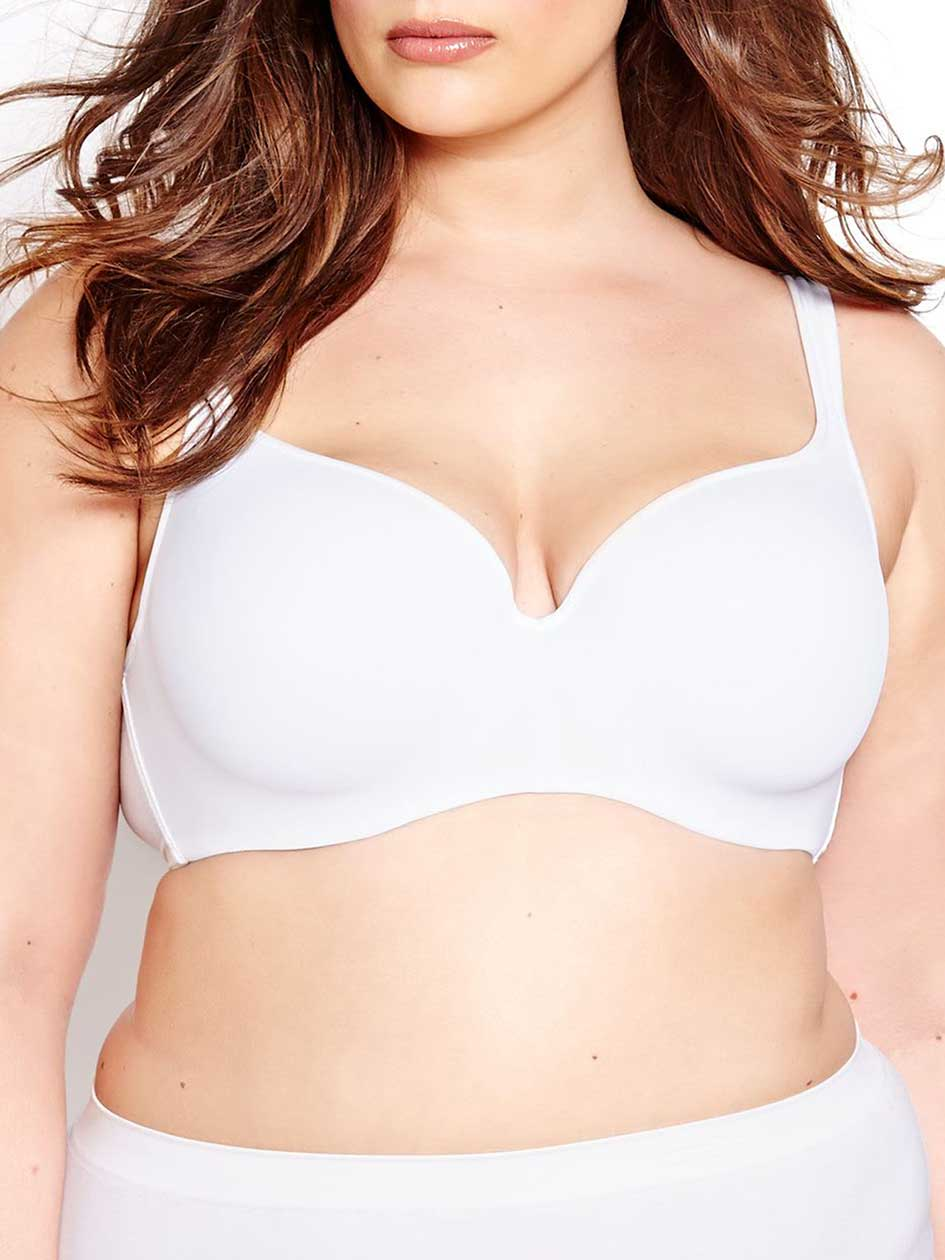 Basic Contour Underwire Bra, Sizes G & H