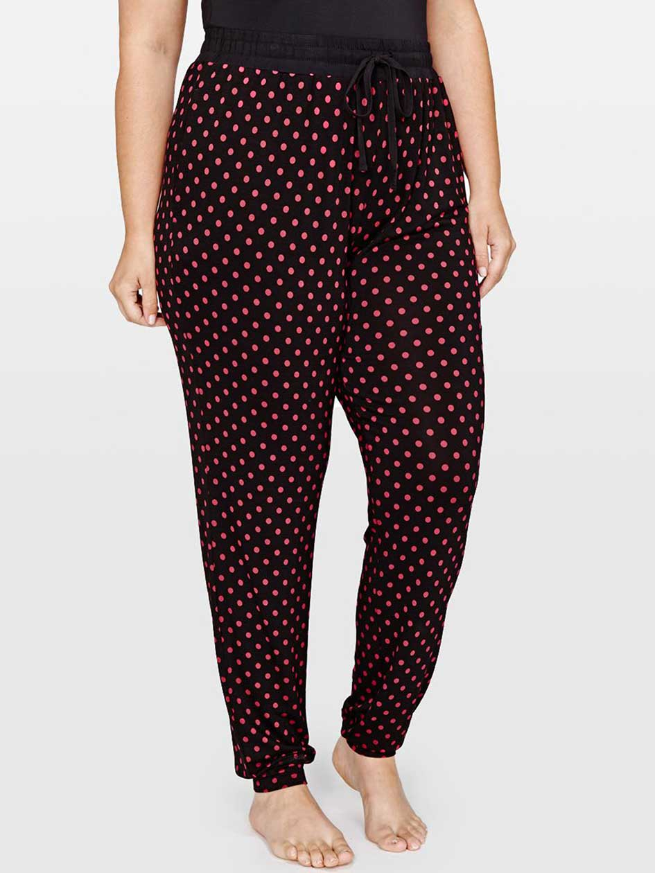 PJ Pants with Dots