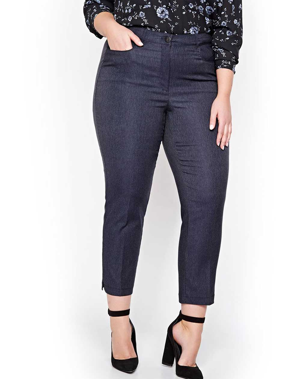 Michel Studio Slim Leg Pant