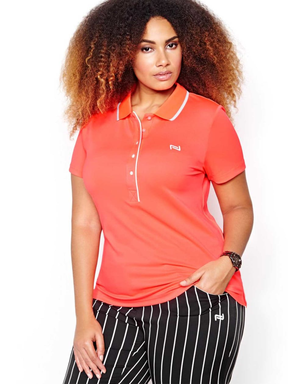 Nola Golf Short Sleeved Polo