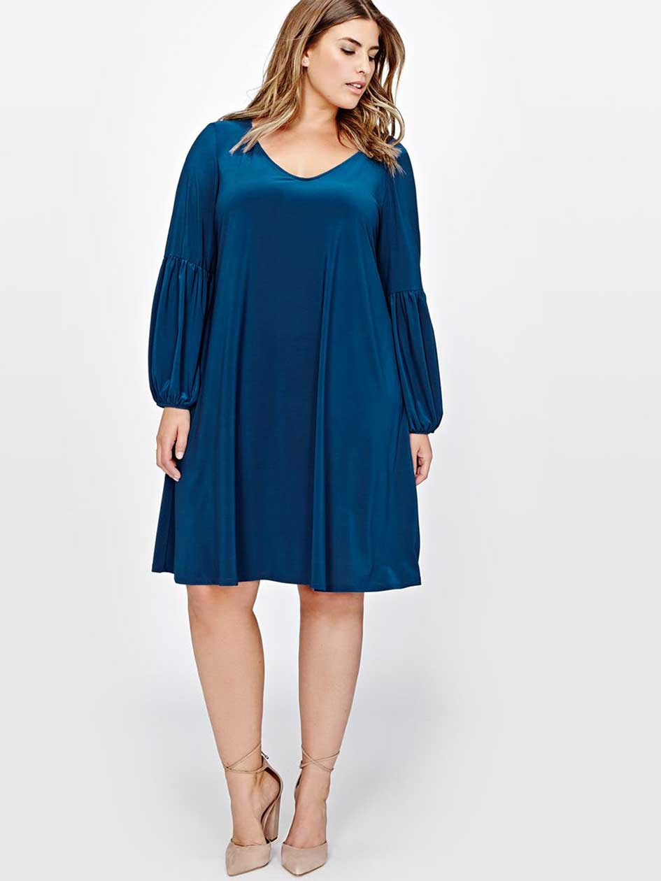 Tiana B Swing Dress