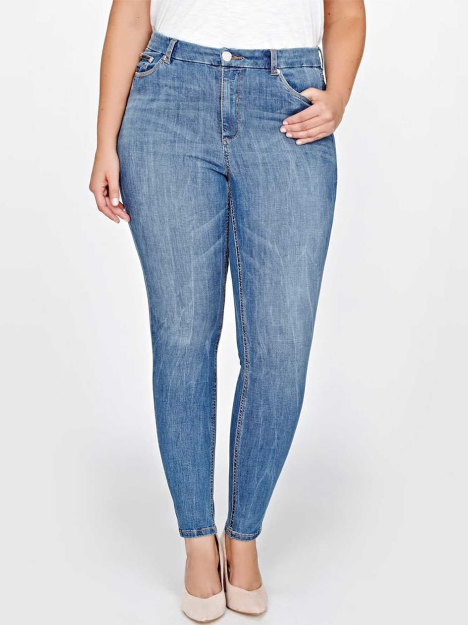 L&L 4-Way Stretch Jegging