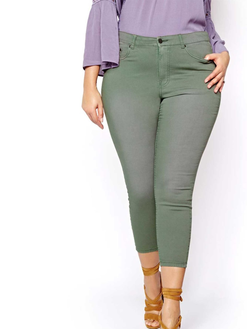 L&L Colorful Denim Jegging
