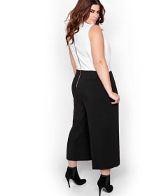 Rachel Roy Wide Leg Jumpsuit