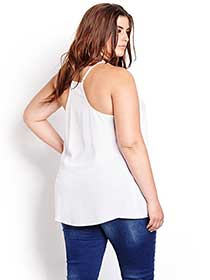 L&L Racer Back Tank Top