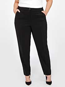 Michel Studio Peg Leg Pant curvy fit