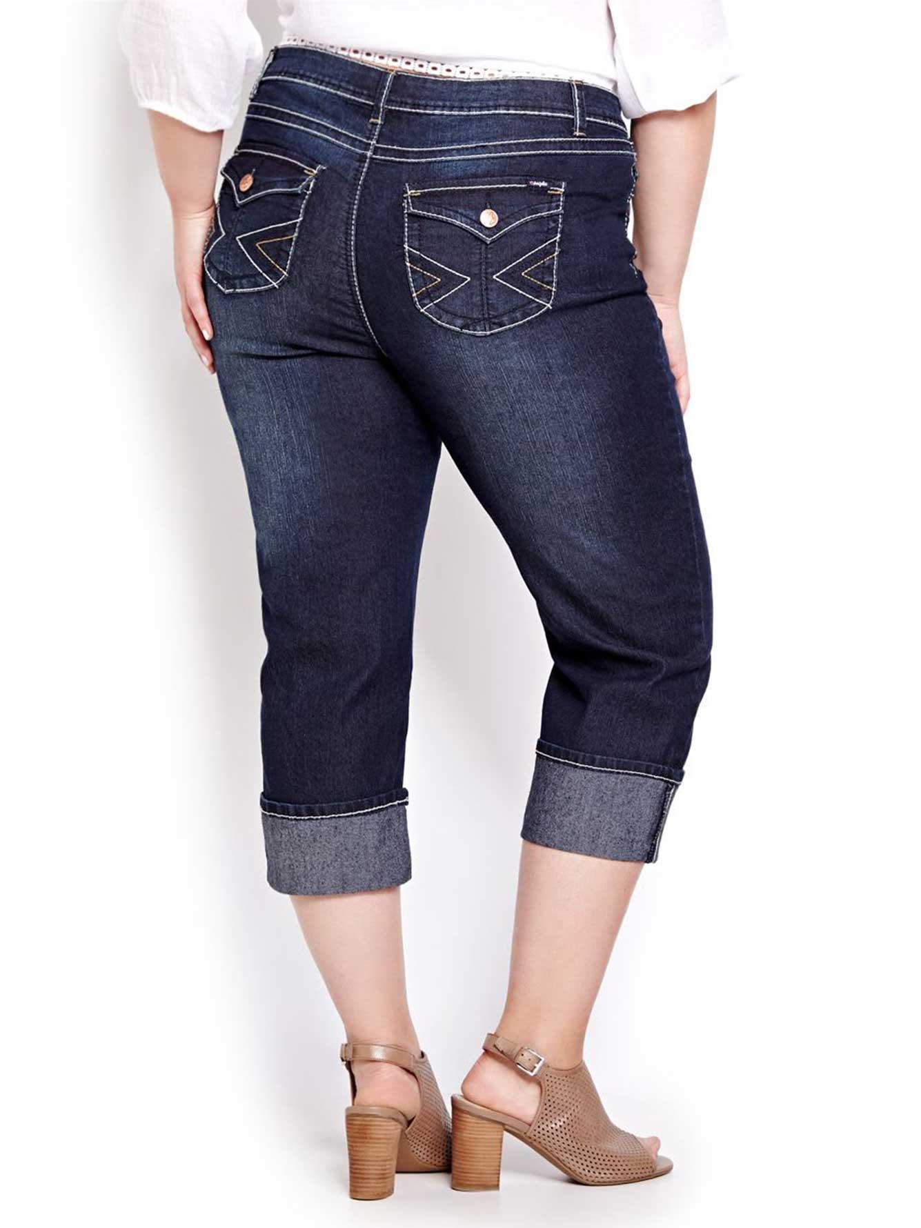 H M - Official Site Fashion bug jean capris