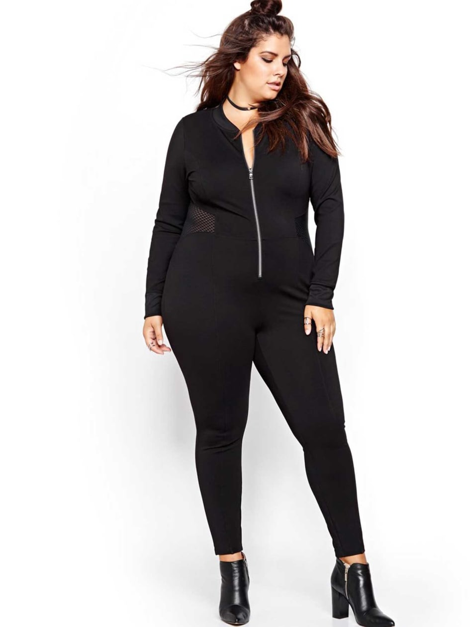 Nadia Aboulhosn Jumpsuit for L&L