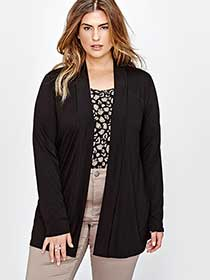 Michel Studio Long Sleeves Cardigan