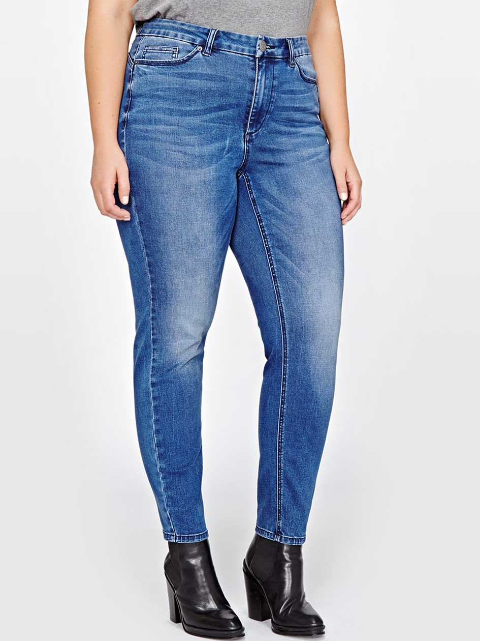 L&L Luxe Recovery Skinny Jean