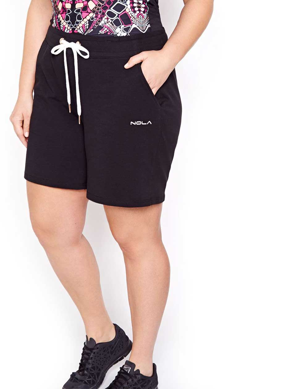 Nola Terry Pull-on Shorts