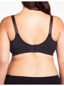 Wirefree Cotton Comfort Bra - Déesse Collection