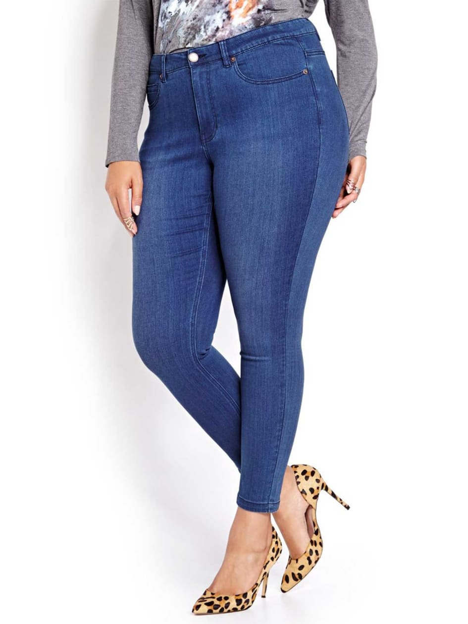 L&L Super Soft Regular Rise Jegging