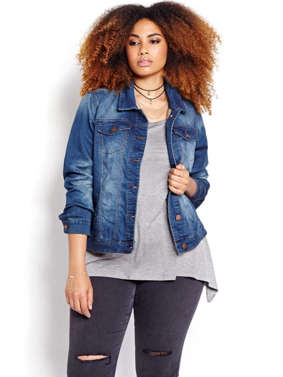 L&L Joggy Denim Jacket