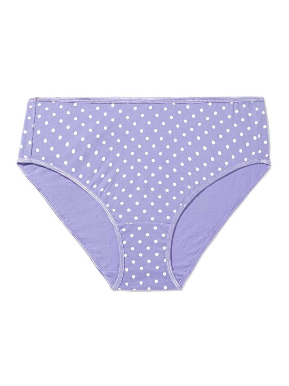High Cut Panty with Pattern - Déesse Collection