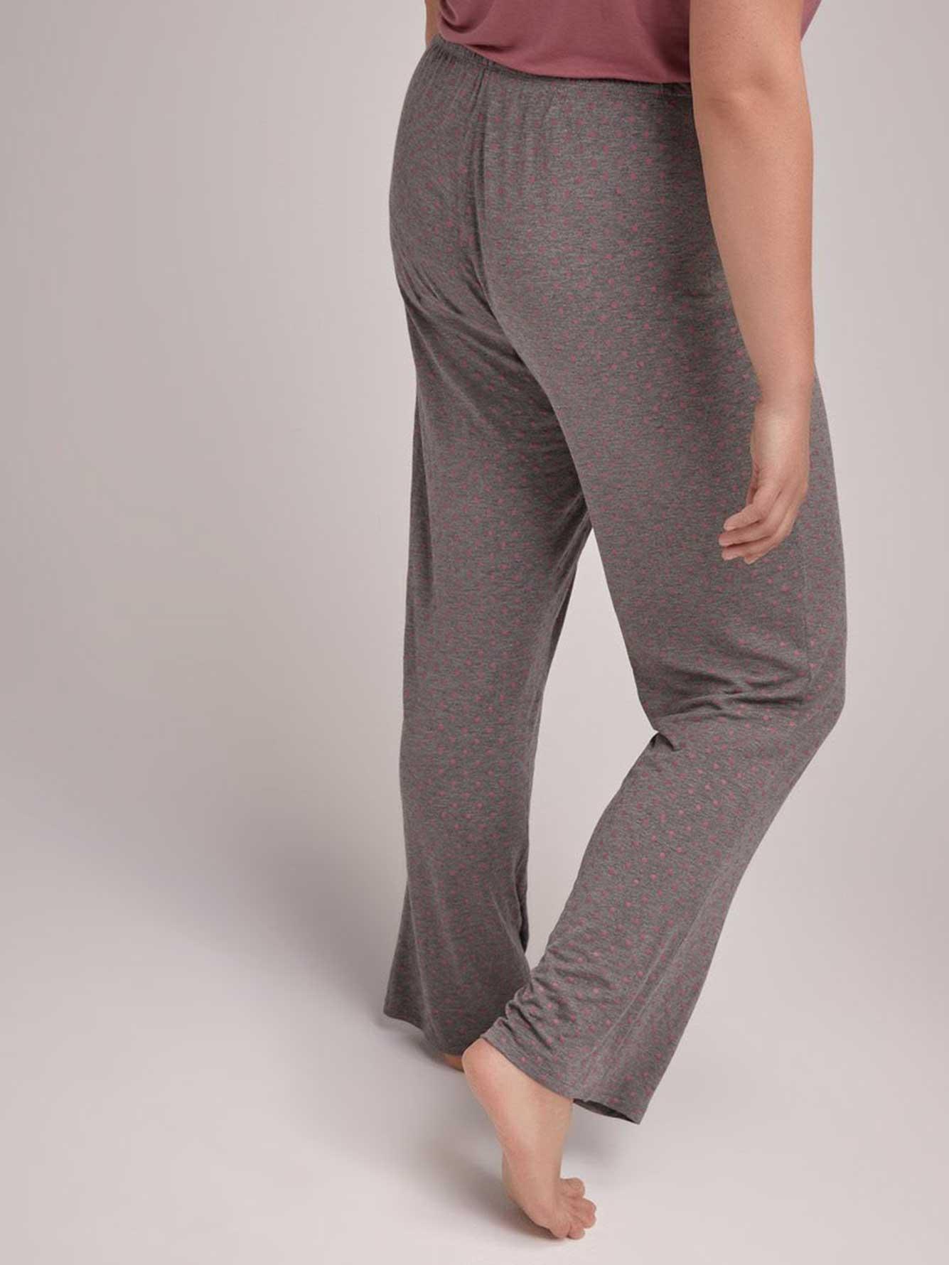 Straight Pajama Pant - Déesse Collection  03c15ec5b