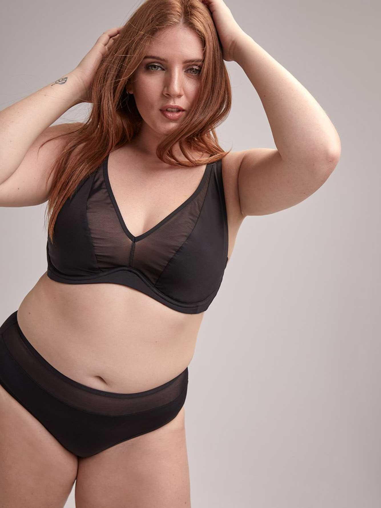 Unlined Underwire - Déesse Collection