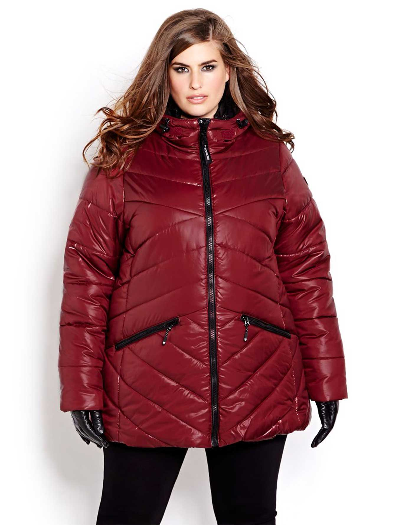 Noize Short Puffer Jacket | Addition Elle